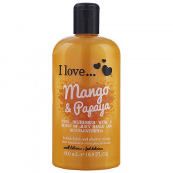 I Love Bath Shower Mango Papaya