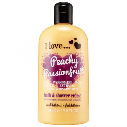 I Love Bath Shower Peachy Passionfruit