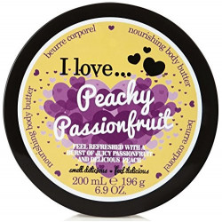 I Love Body Butter Peachy Passion Fruit 200ml