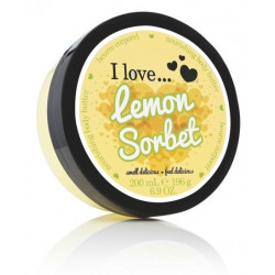 I Love Body Butter Lemon Sorbet 200ml
