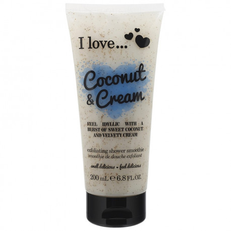 I Love Shower Smoothie Coconut Cream 200ml