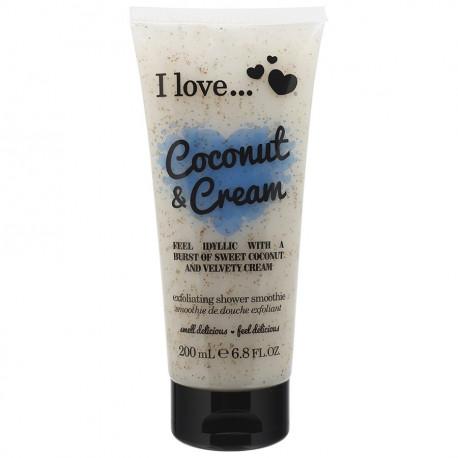 I Love Shower Smoothie Coconut Cream 200ml