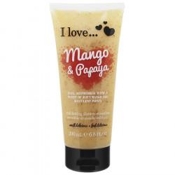 I Love Shower Smoothie Mango Papaya 200ml
