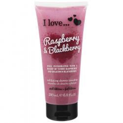 I Love Shower Smoothie Raspberry Blackberry