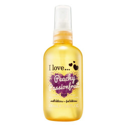 I Love Body Spritzer Peachy Passion Fruit 100ml