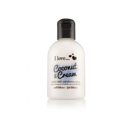 I Love Bath&Shower Cream Coconut Cream 100ml