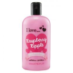 I Love Bath Shower Raspberry Ripple