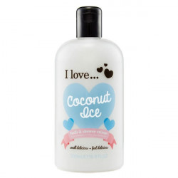 I Love Bath Shower Coconut Ice