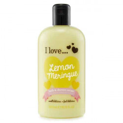 I Love Bath Shower Lemon Merringue