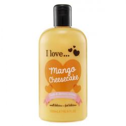 I Love Bath Shower Mango Cheescake