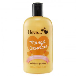 I Love Bath Shower Mango Cheescake