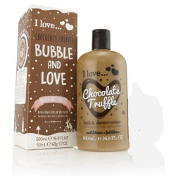 I Love Bath Shower Chocolate Truffle