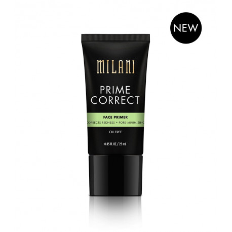 Milani Prime Correct Corrects Redness + Pore-Minimizing Face Primer
