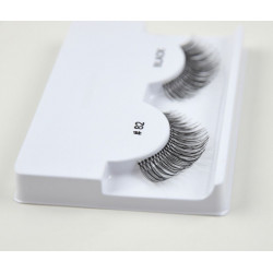 Absolute Cosmetics Fake Eyelashes without Glue, 14112/82, black