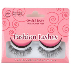 Absolute Cosmetics Fake Eyelashes without Glue, 14112/747, black