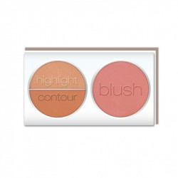 L.A. Colors Tvářenka 3D Blush Contour