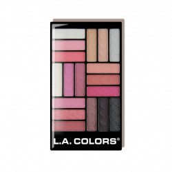 L.A. Colors 18 Color Eyeshadow Palette