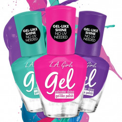 L.A.Girl Lak na Nehty Gel Extreme Shine 14ml