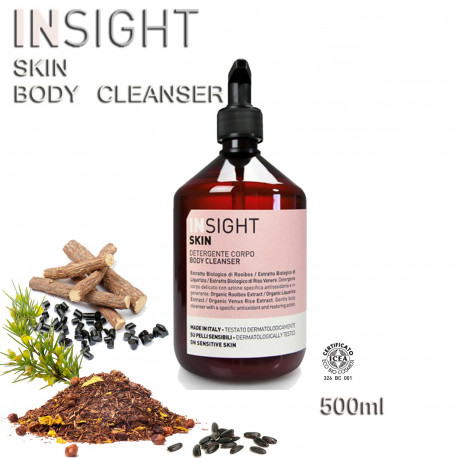 Insight Skin Body Cleanser 500ml