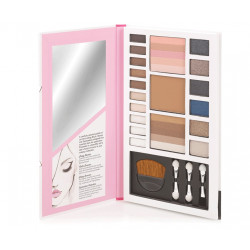 Beauty UK Blush & Glow Make-Up Palette