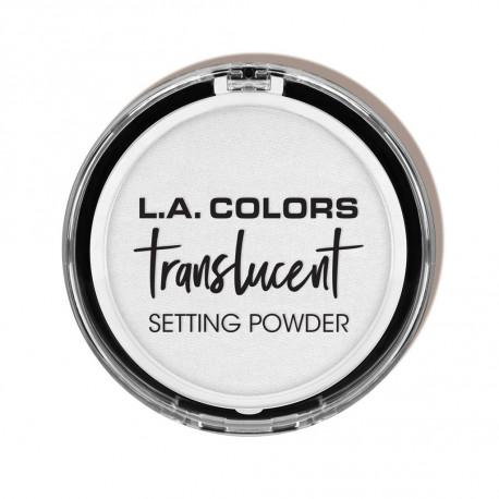 L.A. Colors Transparentní Pudr