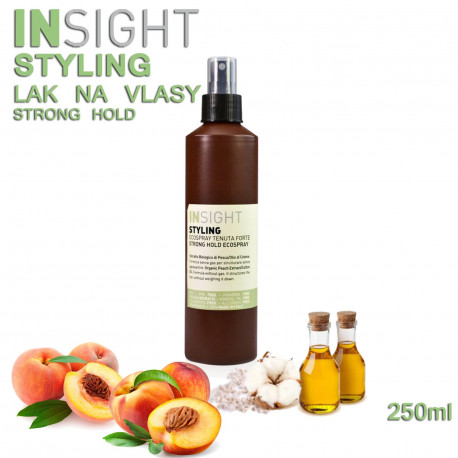 Insight Styling Lak na Vlasy Strong Hold Ecospray 250 ml