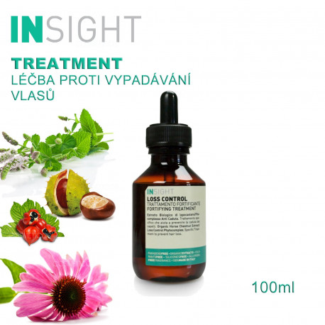 Insight Loss Control Treatment 100 ml