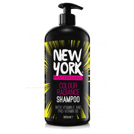 New York Professionals Colour Radiance Shampoo 900ml