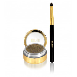 01-Fierce Foil Eyeliner Black Gold Foil
