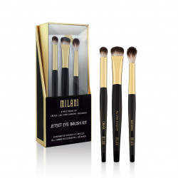 Milani JetSet Eye Brush Kit