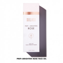 Milani Prep + Brighten Rose Face Oil
