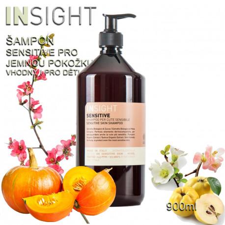 Insight Sensitive šampon pro citlivou pokožku 900ml