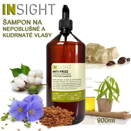 Insight Anti Friz Shampoo 900ml