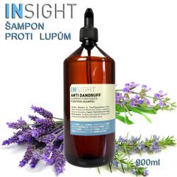 Insight Anti-Dandruff Shampoo 900ml
