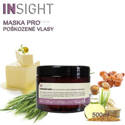 Insight Mask Damaged Hair 500ml