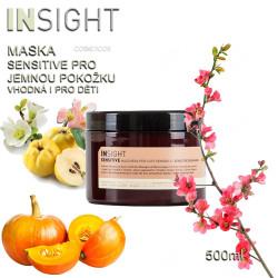 Insight Sensitive maska pro citlivou pokožku 500ml