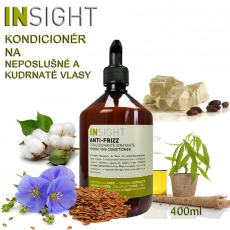 Insight Anti-Frizz kondicionér 400ml