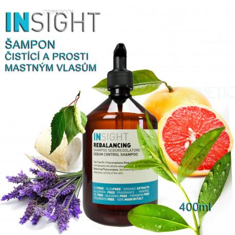 Insight Rebalancing Shampoo 400ml