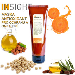 Insight Antioxidant Maska na vlasy 250ml