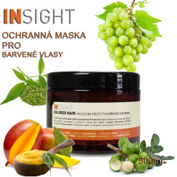 Insight Colored Hair Mask 500ml