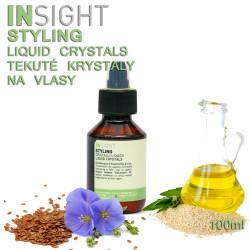 INSIGHT Styling Liquid Crystals 100 ml - tekuté krystaly na vlasy