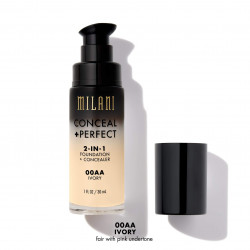 Milani Perfect 2-in-1 Foundation+Concealer