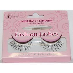 Absolute Cosmetics Fake Eyelashes with Glue, 14112/503, black