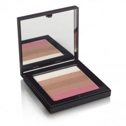 BE2161-2 Shimmer box no.2 - rose