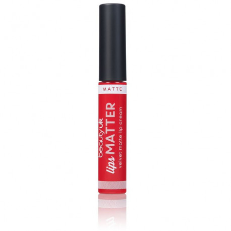 BE2164-2 Lips Matter - Radical red