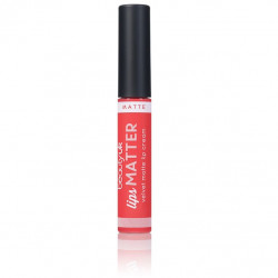 BE2164-3 Lips Matter - Curious Coral