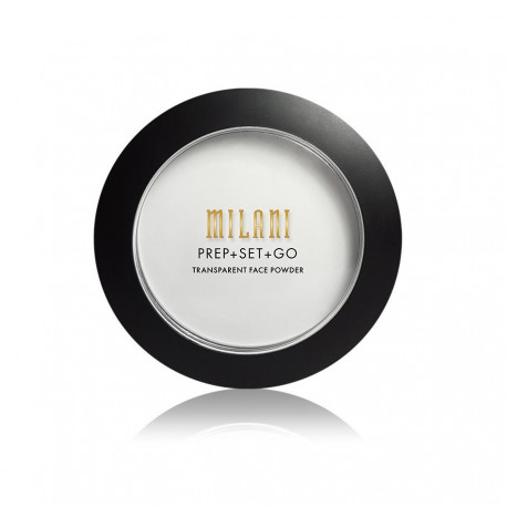 Prep+Set+Go Ttransparent Face Powder