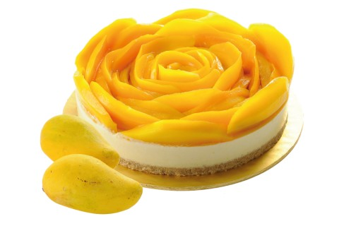 I Love Mango Cheescake