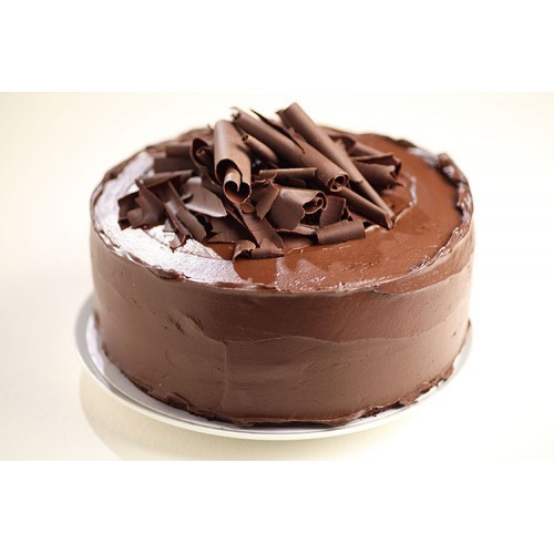 I Love Chocolate Fudge Cake