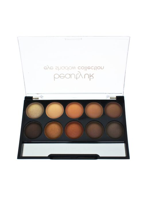 BE2052-7 Eye Palette - Naked